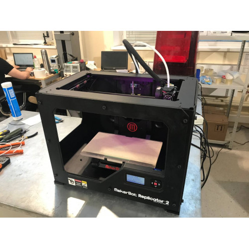 3D принтер MakerBot Replicator 2 б/у