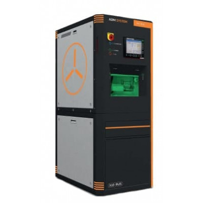X10 Rus ADM System СAD CAM фрезерный станок