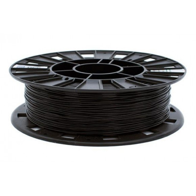TPU пластик 1,75 SolidFilament черный 1 кг