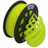 ABS пластик 1,75 SolidFilament флуоресцентный желтый 1 кг