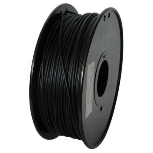 HIPS пластик 1,75 SolidFilament черный, 1 кг