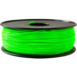 ABS пластик Solidfilament 1,75 мм Флуоресцентный зеленый 1кг