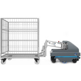 Робот MiR200 (включая модуль захвата и транспортировки)