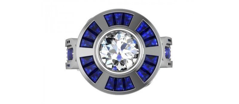 3D-принтер ProJet 3510 CPX - сокровище компании Uptown Diamond & Jewelry