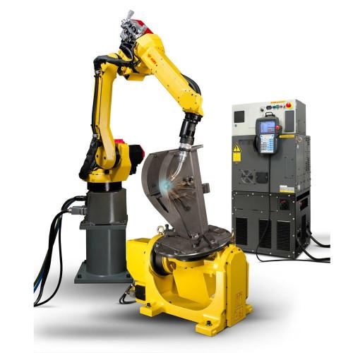 Автоматизация сварки на производстве