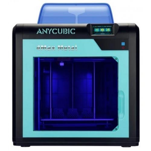 3D принтер Anycubic 4Max Metal