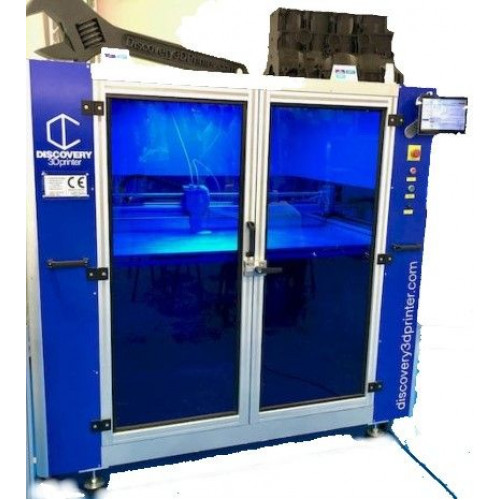 3D принтер Discovery 3D 2020