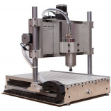3D фрезер AMAN 3040 4axis 200 Z+