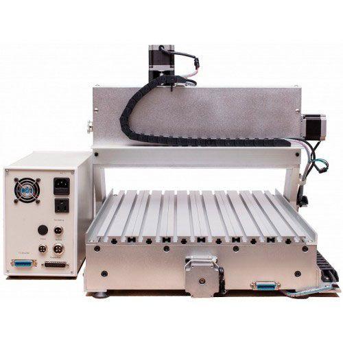 3D фрезер AMAN 3040 4axis 200W