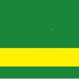 Пластик для гравировки LaserMax 1,6 мм зеленый/желтый