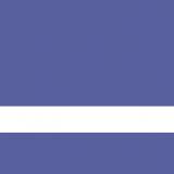 Пластик для гравировки LaserMax 0,8 мм пурпурный/белый