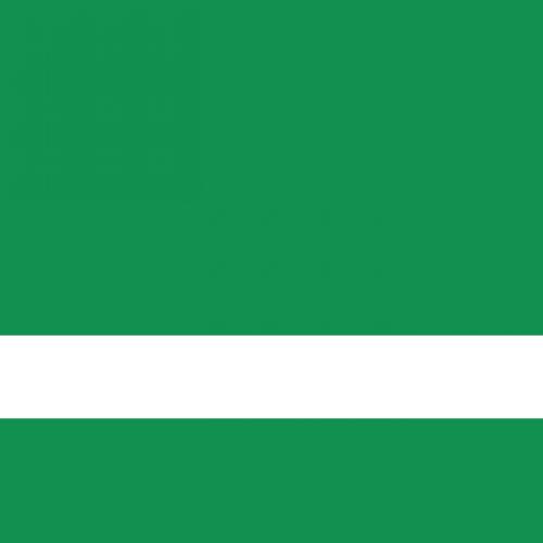 Пластик для гравировки Satins светло-зеленый\белый