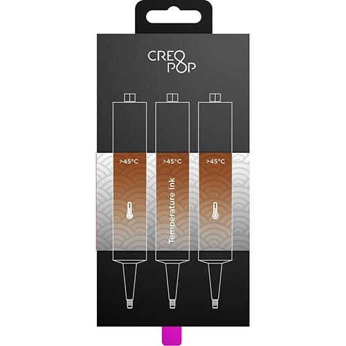 Набор для 3D-ручки Creopop (термо коричневый)