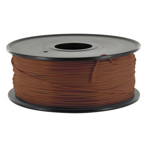 ABS пластик FL-33 1,75 коричневый 1 кг