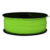 ABS пластик 1,75 FL-33 флуоресцентный зеленый 1 кг