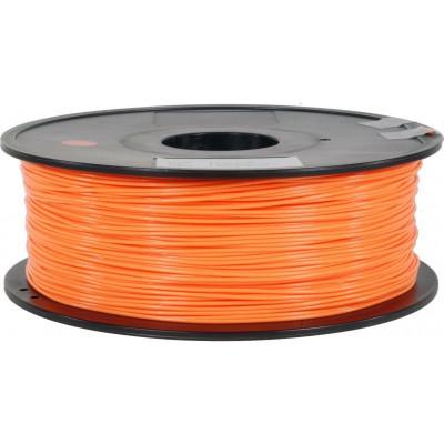 ABS пластик FL-33 1,75 флуор. оранжевый 1 кг
