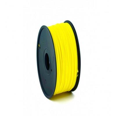 ABS пластик FL-33 1,75 флуор. желтый 1 кг