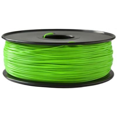 ABS пластик FL-33 1,75 зеленый 1 кг