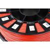 ABS пластик 1,75 REC ярко-красный RAL3028 0,75 кг