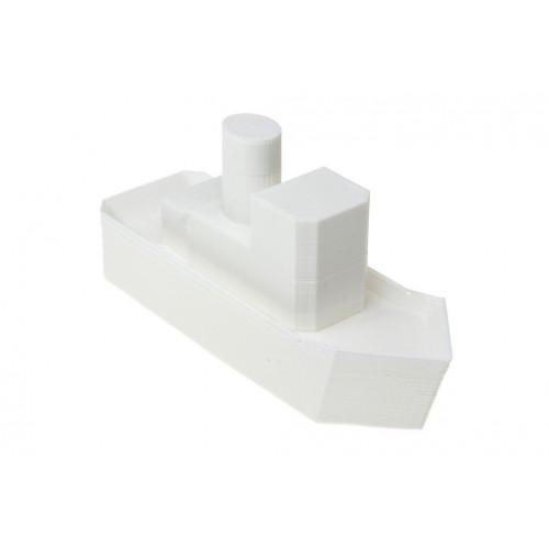 ABS пластик 1,75 REC белый RAL9016 2 кг