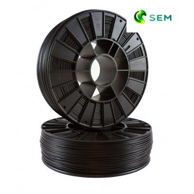 ABS пластик 1,75 SEM черный 0,8 кг