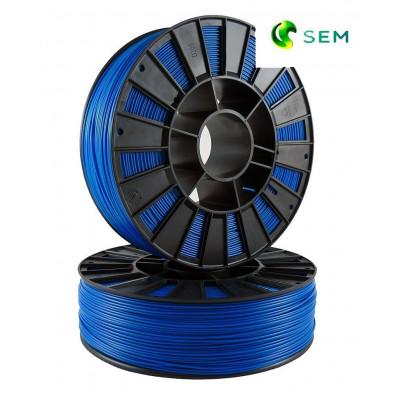 ABS пластик 1,75 SEM синий 0,8 кг