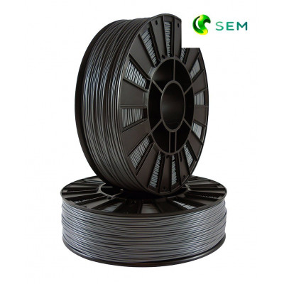ABS пластик 1,75 SEM серый 0,8 кг