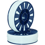 ABS пластик 1,75 SEM белый мрамор 1 кг