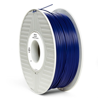 ABS пластик 1,75 Verbatim синий 1 кг