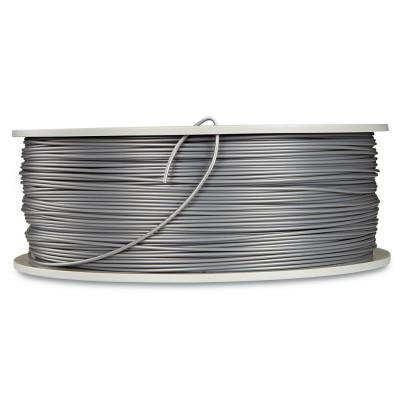 ABS пластик 1,75 Verbatim серебр. 1 кг