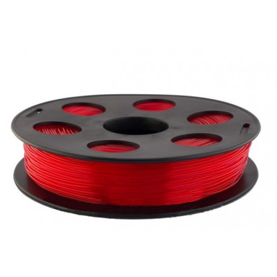 Пластик Bestfilament Watson 1,75 мм красный, 0,5 кг