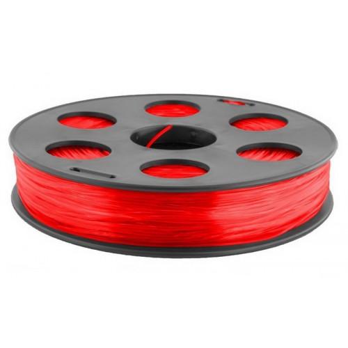 Bflex пластик Bestfilament 1,75 мм красный 0,5 кг