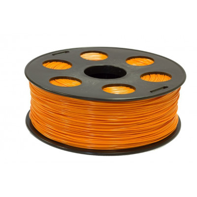 PLA пластик Bestfilament 1,75 мм Оранжевый 2,5 кг