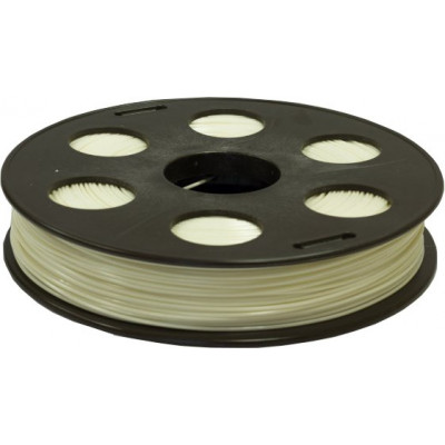 ABS пластик Bestfilament  1,75 мм Белый 0,5 кг