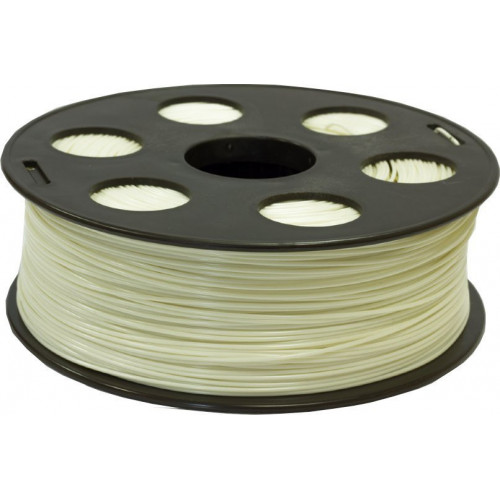 ABS пластик Bestfilament  1,75 мм Белый 2,5 кг