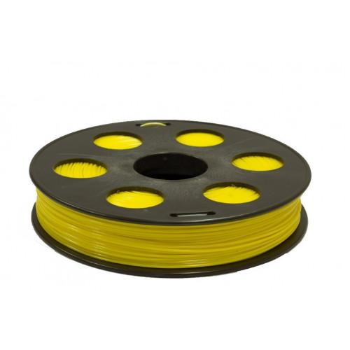 ABS пластик Bestfilament  1,75 мм Желтый 0,5 кг