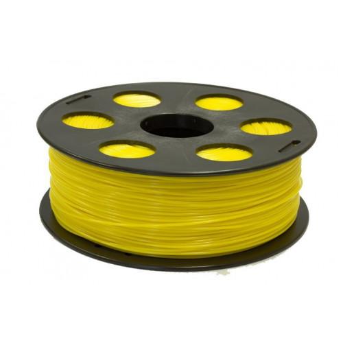PLA пластик Bestfilament 2,85 мм Желтый 1 кг
