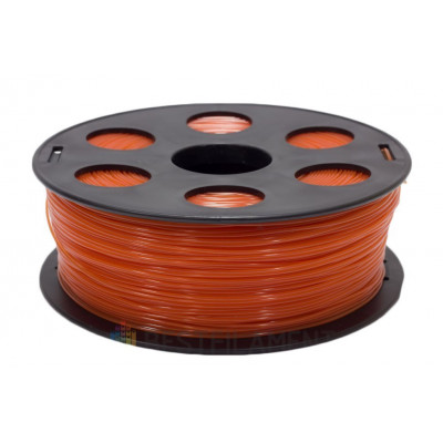 Пластик Bestfilament Watson 1,75 мм оранжевый 1 кг
