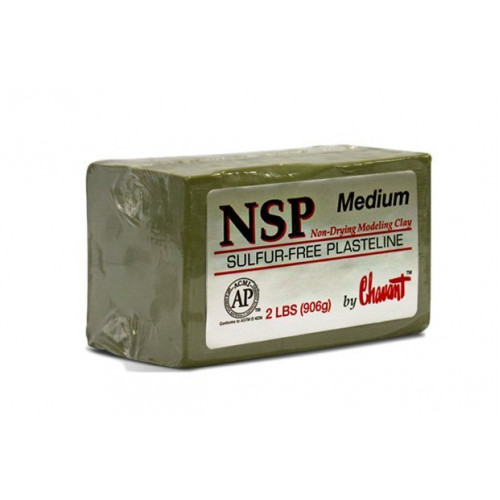 Chavant Clay NSP Medium 0,9 кг