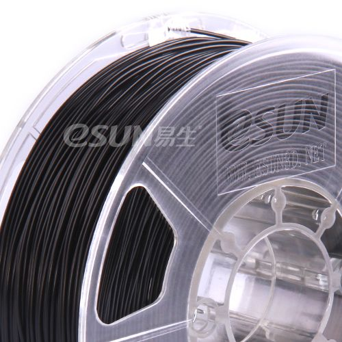 PLA+ пластик ESUN 1,75 мм, 1 кг черный