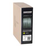 Пластик Filamentarno M-Soft серебряный металлик 0,75 кг