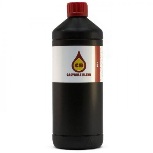 Фотополимер Fun To Do Castable Blend литьевой красный 1 л