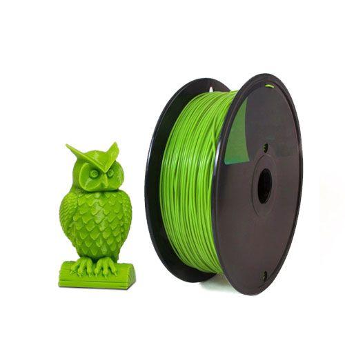 PLA пластик Intamsys 1.75mm зеленый