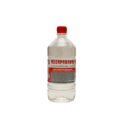 Изопропиловый спирт в бутылках 500 мл
