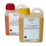 Литьевой пластик Lasso LasilCast 1, 5+5 кг
