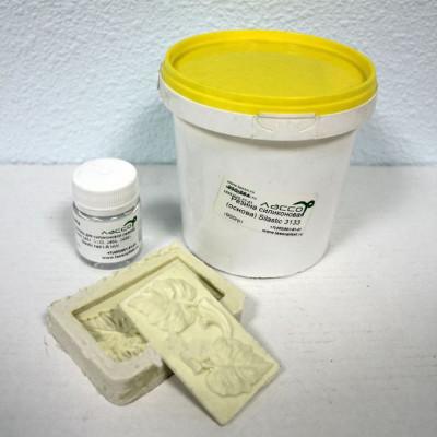Силиконовая резина Lasil (Silastic) 3133