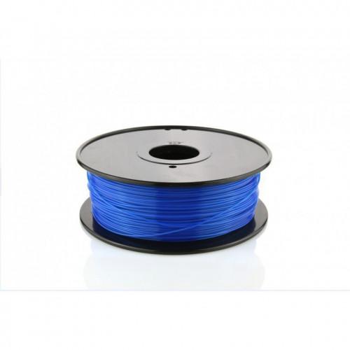 PLA пластик FL-33 1,75 флуоресцентный синий 1 кг