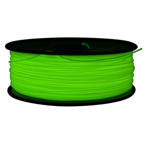 PLA пластик FL-33 1,75 флуор-зеленый 1 кг