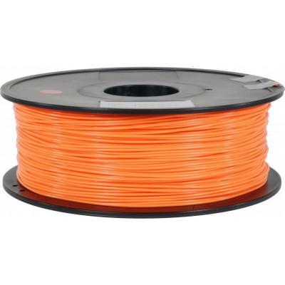 PLA пластик FL-33 1,75 флуоресцентный оранжевый 1 кг