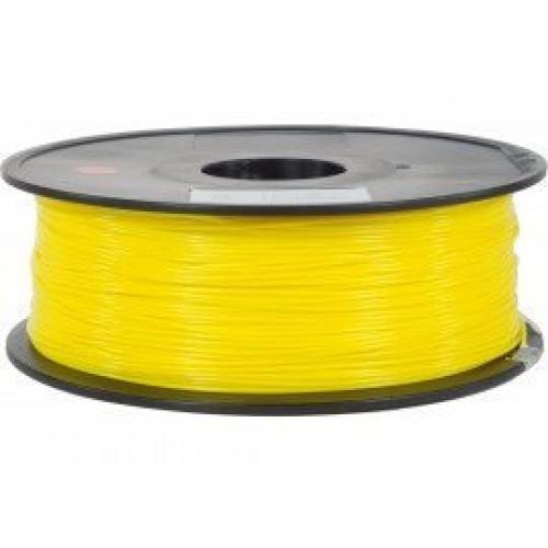 PLA пластик FL-33 1,75 флуоресцентный желтый 1 кг